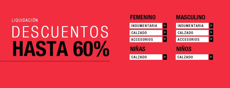 Indumentaria Femenina